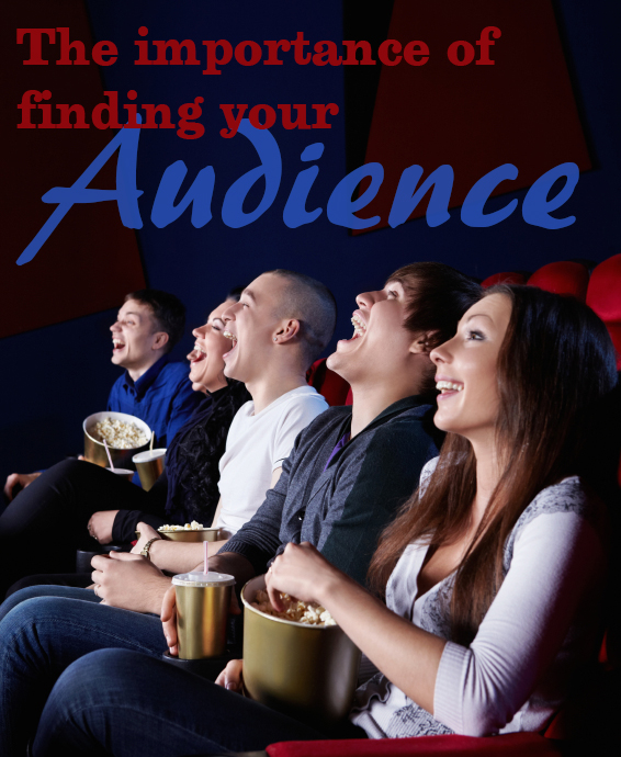 finding your audience on - photo #45
