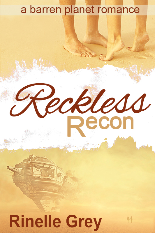 Reckless Recon Cover Reveal