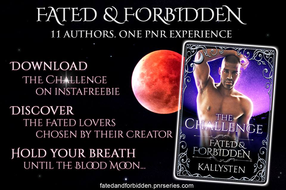 Introducing: Fated & Forbidden!